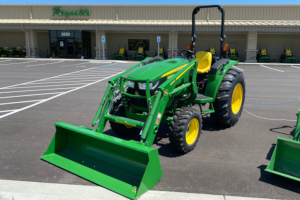 John Deere 4066M Compact Tractor For Sale At Reynolds Farm Equipment