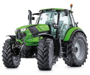Deutz-Fahr Tractor 6 Series Agrotron