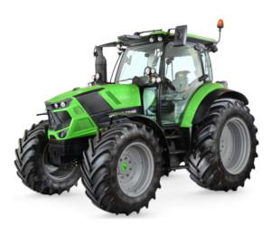 Deutz-Fahr Tractor 6 Series