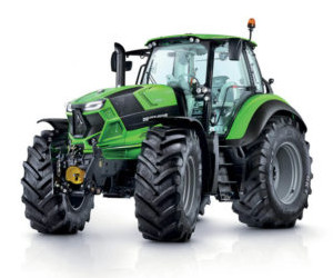 Deutz-Fahr Tractor 7 Series Agrotron