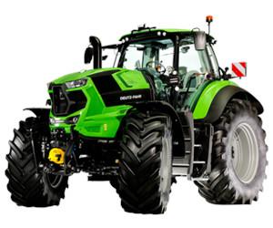 Deutz-Fahr Tractor 8 Series (8280 TTV)