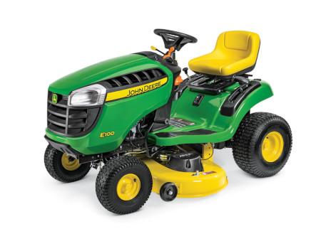 John Deere Lawn Tractor E100