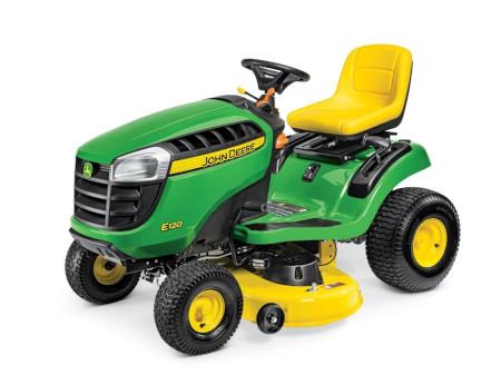 John Deere Lawn Tractor E120