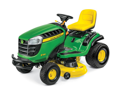 John Deere Lawn Tractor E130
