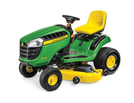 John Deere Lawn Tractor E140