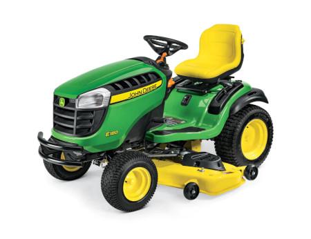 John Deere Lawn Tractor E180