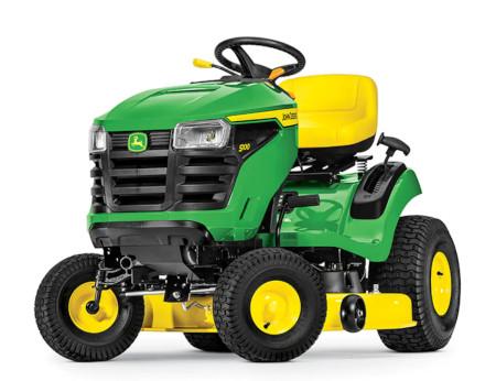 John Deere Lawn Tractor S100