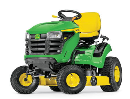 John Deere Lawn Tractor S110