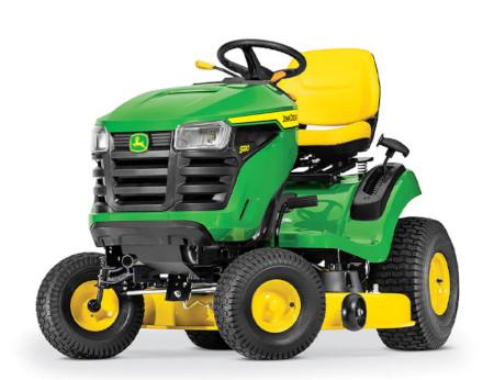 John Deere Lawn Tractor S120