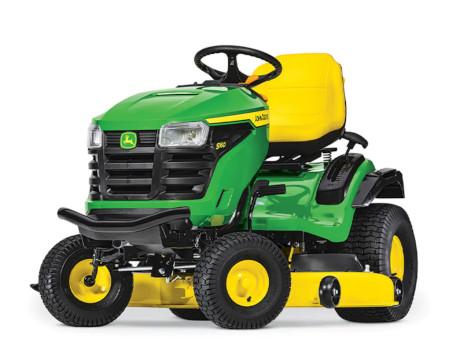 John Deere Lawn Tractor S160