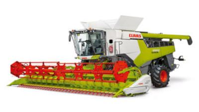 CLAAS Combine LEXION 6900-6800