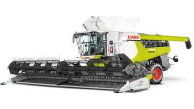 CLAAS Combine LEXION 8000-7000
