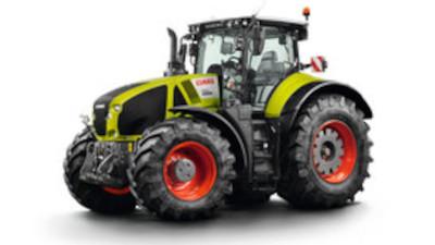 CLAAS Tractor AXION 960-920