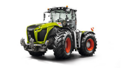 CLAAS Tractor XERION 5000-4000