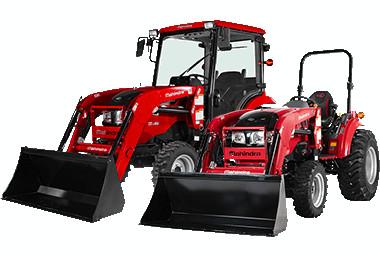 Mahindra Tractor 1600