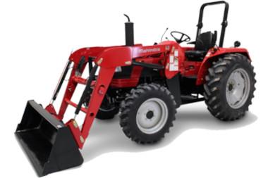 Mahindra Tractor 5500