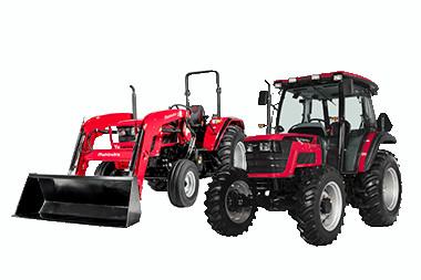 Mahindra Tractor 6000