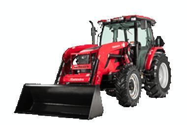 Mahindra Tractor 8000
