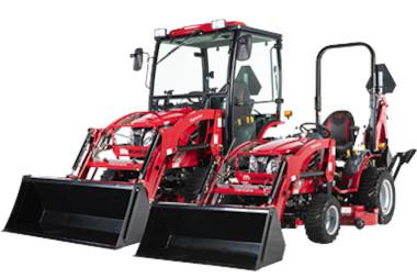 Mahindra Tractor eMax
