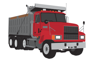 Dump Truck Clipart