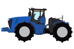 Tractor Clipart