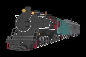 Train Locomotive Clipart