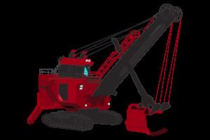 Mining Shovel Clipart