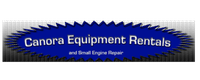Canora Equipment Rentals