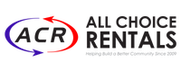All Choice Rentals - Rocky Mountain House