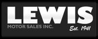 Lewis Motor Sales - Barrie